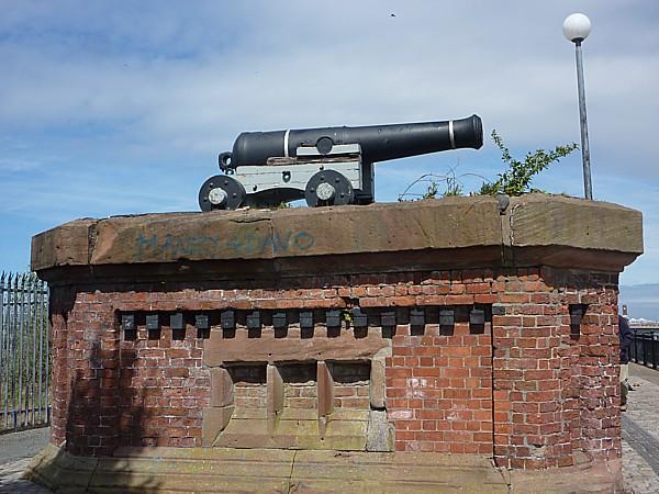 18 Birkenhead one oclock gun
