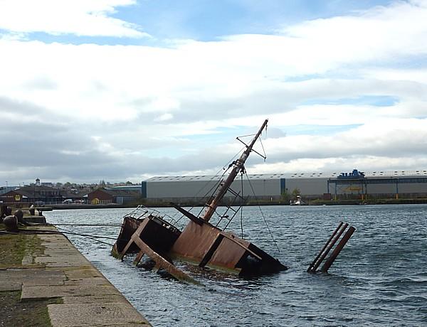 18 Birkenhead sinking ship