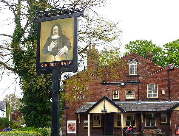 19 Hale pub