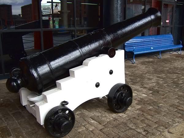 21 Atlantic gun
