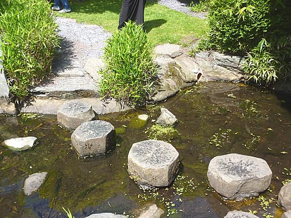 22 Calderstones stepping stones