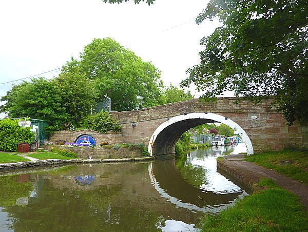 24 Canal 4 bridge reflection