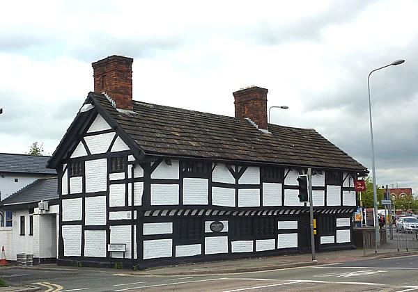 25 Woolston Cromwell house
