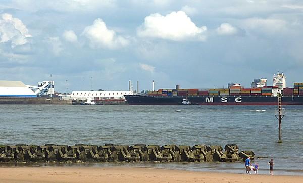 28 New Brighton MSC Sandra