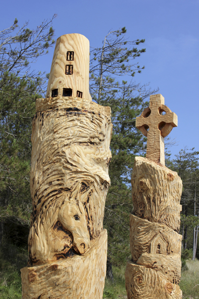 MNA Llanddwyn Carving1