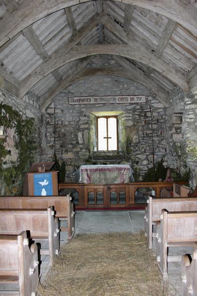 MNA Pistyll Church1