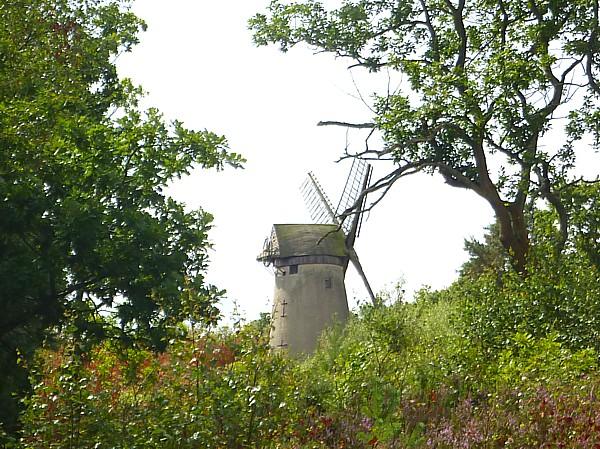 30 Bidston windmill