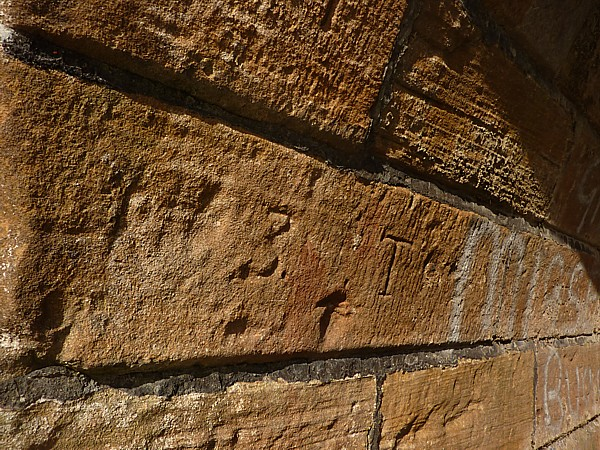 37 Canal 6 Builder's marks