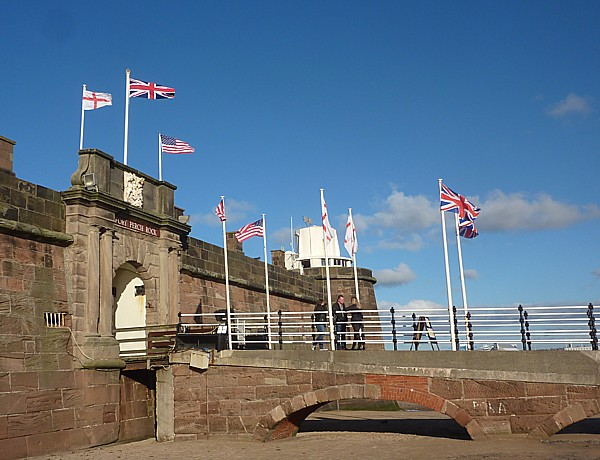 39 Wirral Fort Perch Rock