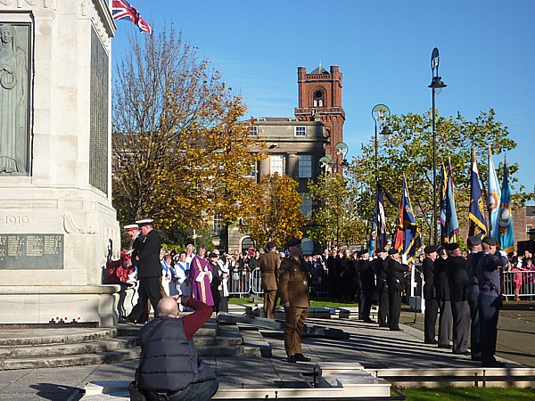 39 Wirral Remembrance