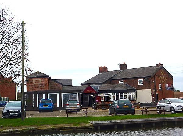 43 Canal 8 Farmers Arms