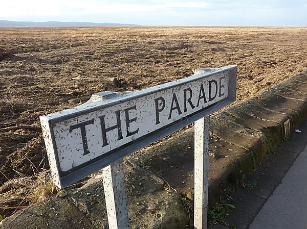 44 Parkgate Parade sign
