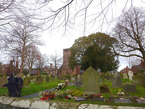 04 Old Quay churchyard