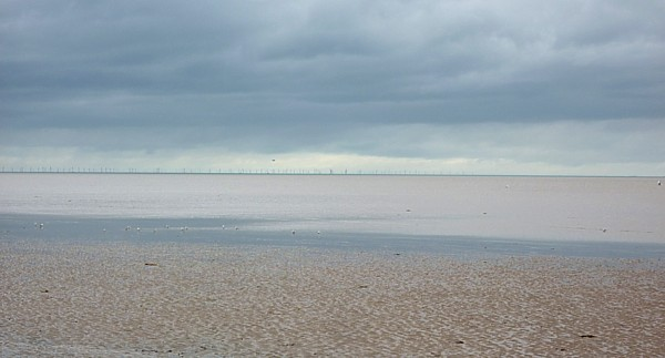 10 Hoylake sea and sky