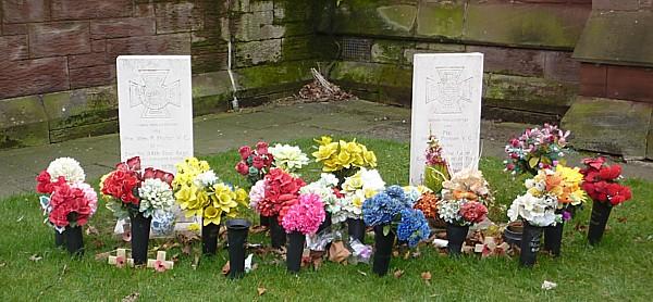 14 Stanley VC memorials
