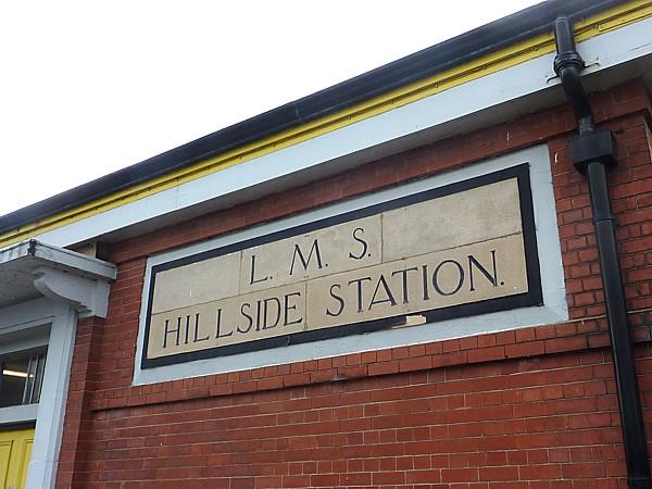 20 TPT1 Hillside station
