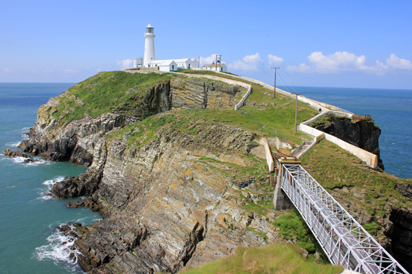 MNA South Stack Lighthouse Summer