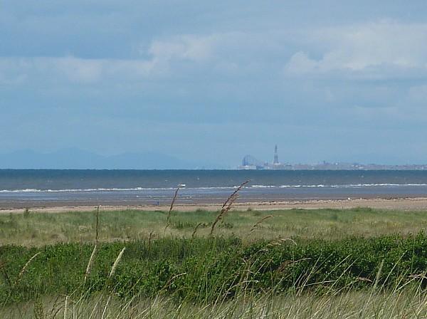 27 Velvet view to Blackpool