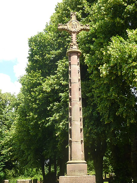 29 Kirkby St Chads memorial