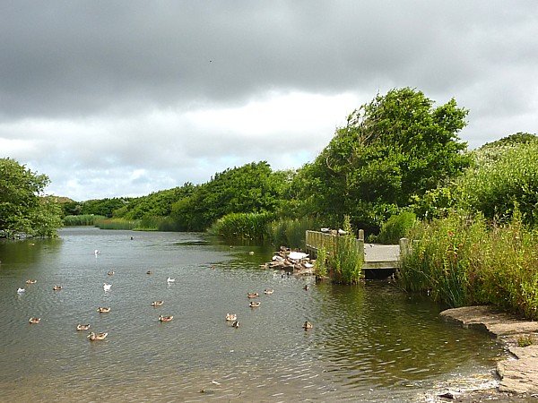30 Ainsdale Sands lake