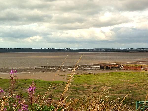 32 Speke sandbank Mersey