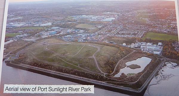 39 Sunlight aerial view