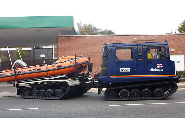 42 West Kirby lifeboat