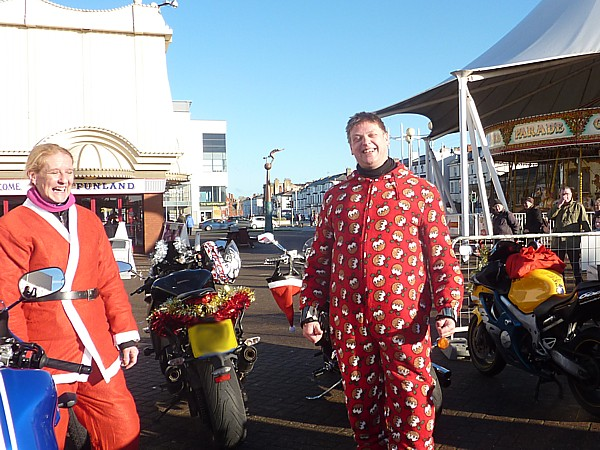 45 Southport pudding suit