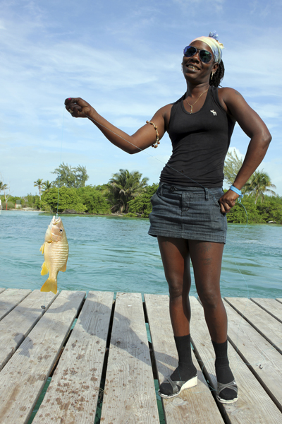 MNA Belize Creole Lady Mangrove Snapper1