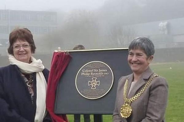 03 Woolton plaque