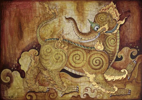 MNA Thailand Mythical Beast1