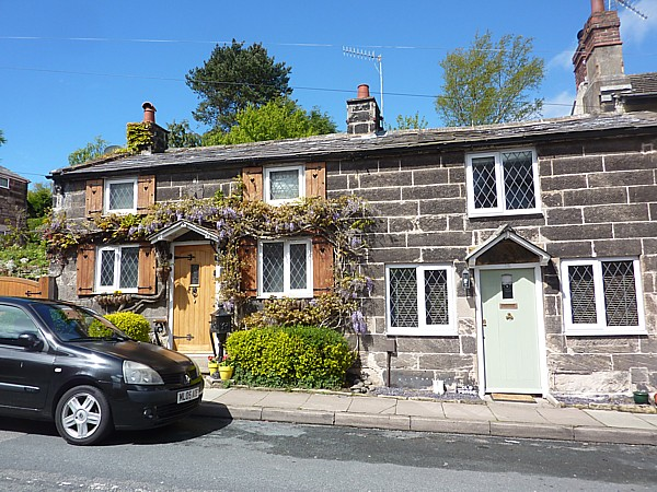 18 Storeton cottages