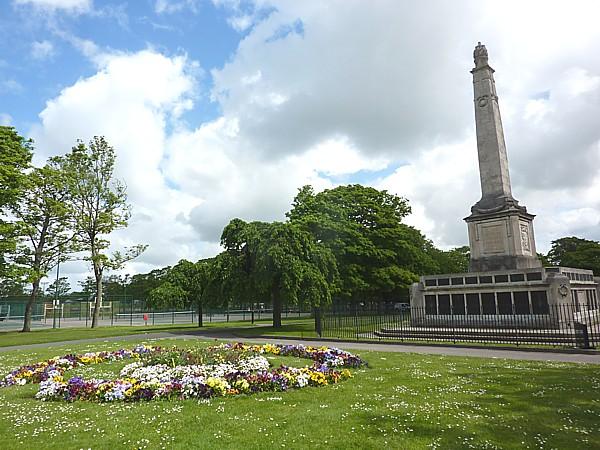 22 Widnes war memorial