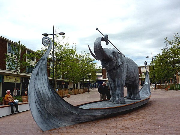 25 Kirkby Edwards Elephant