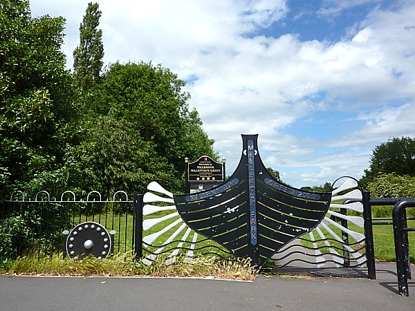 25 Kirkby viking gate