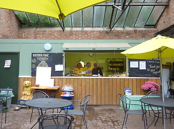 29 Royden tea shop