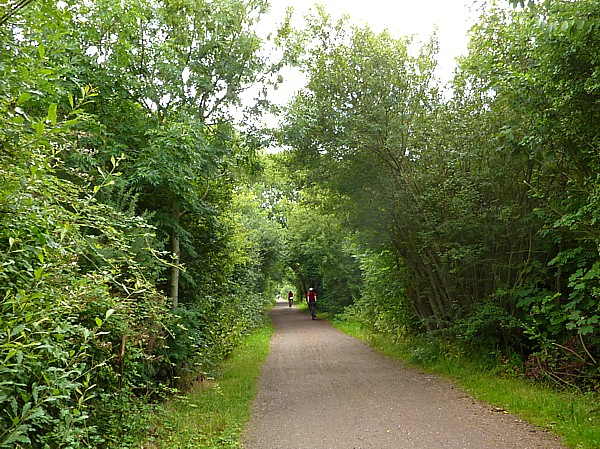 30 Wirral path