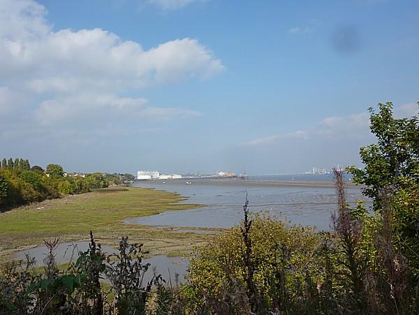 37 New Ferry shore