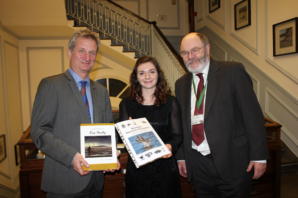 MNA Eric Hardy Prize 2016