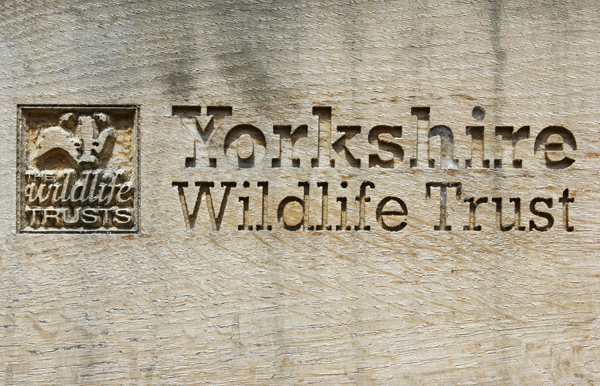 MNA Yorkshire Wildlife Trust Sign1