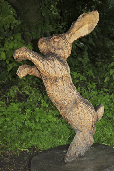 MNA Malham Hare Sculpture1