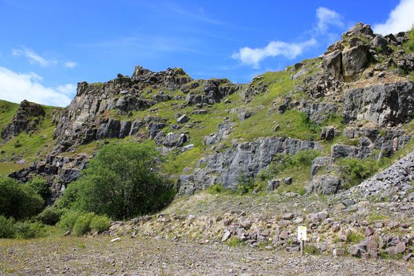 MNA Minera Quarry