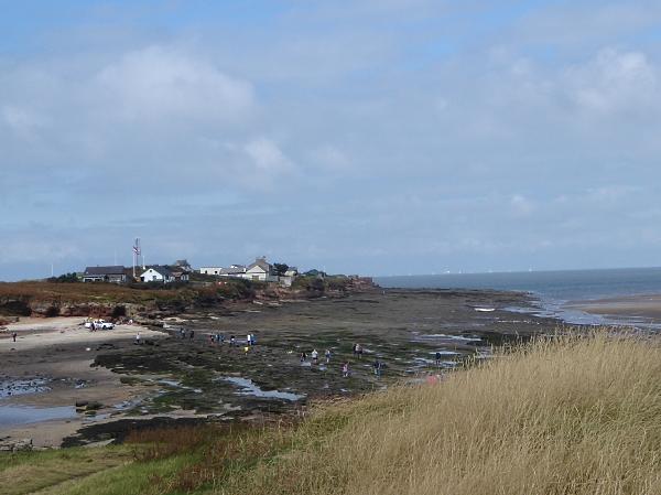 32 Hilbre Island and Sea